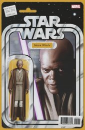Star Wars: Jedi of the Republic - Mace Windu #5 Action Figure Variant