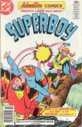 adventure comics #453