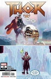 Thor #15 2nd Printing