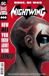 Nightwing #50 2nd Printing