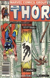 The Mighty Thor #324 Newsstand Edition