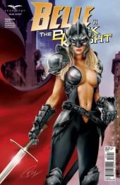 Belle Vs. Black Knight #1 Cover D Leary Jr.