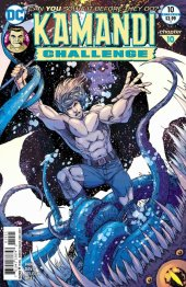 The Kamandi Challenge #10 Variant Edition