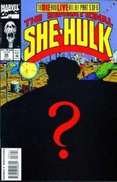 The Sensational She-Hulk #56