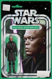 Star Wars: Jedi of the Republic - Mace Windu #1 Action Figure Variant