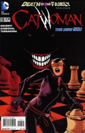 Catwoman #13 2nd Printing