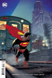 Superman #10 Variant Edition