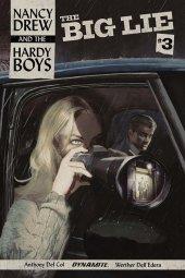 Nancy Drew And The Hardy Boys: The Big Lie #3 Original Cover
