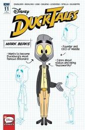 DuckTales 11 110 Incentive Variant