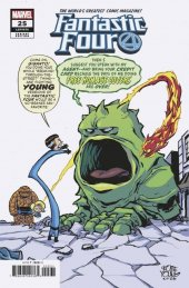 Fantastic Four #25 Young Variant
