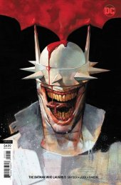 The Batman Who Laughs #5 Variant Edition