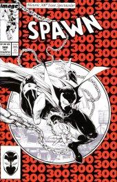 Spawn #300 4th Printing