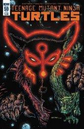 Teenage Mutant Ninja Turtles #59 Eastman Subscription Variant