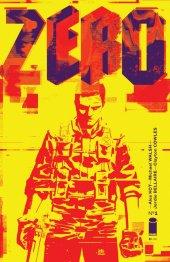 Zero #1 Original Cover