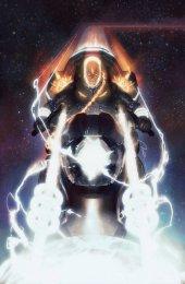 Cosmic Ghost Rider #1 Gerald Parel Variant B