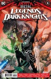 Dark Nights: Death Metal - Legends of the Dark Knights #1 2nd Printing