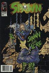 Spawn #60 Newsstand Edition