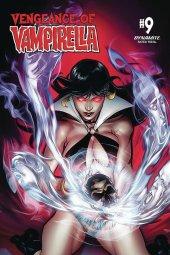 Vengeance of Vampirella #9 Cover C Segovia