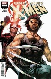 Uncanny X-Men #12 2nd Printing Larroca Variant