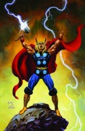 Thor #1 Ultimate Comics Exclusive Virgin Cover by Joe Jusko