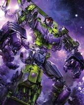 Transformers: Galaxies #1 Clayton Crain Variant