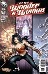 Wonder Woman #612 Alex Garner Variant