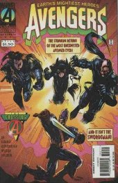 The Avengers #392