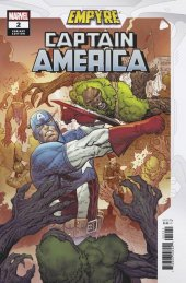 Empyre: Captain America #2 Variant Cover