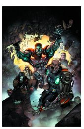 Cable and X-Force #3 2nd Printing