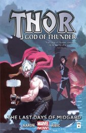 thor: god of thunder vol. 4: the last days of midgard tp
