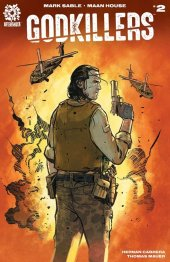 Godkillers #2 1:10 Colak Cover