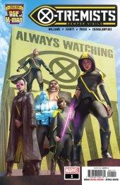 Age of X-Man: X-Tremists #1 Original Cover