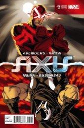 Avengers & X-Men: Axis #2 Anka Inversion Variant