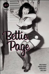 Bettie Page #3 Cover E Photo