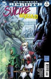 Suicide Squad #15 Variant Edition