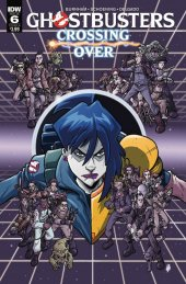 Ghostbusters: Crossing Over #6 Cover B Lattie