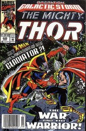 The Mighty Thor #445 Newsstand Edition