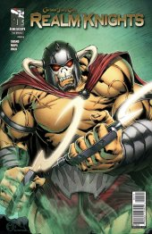 Grimm Fairy Tales Presents Realm Knights #1 Cover B Mychaels