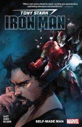 tony stark: iron man vol. 1: self-made man tp