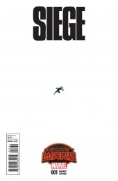 Siege #1 Bengal Ant Sized Variant