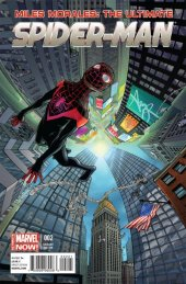 Miles Morales: The Ultimate Spider-Man #2 Amy Reeder Variant