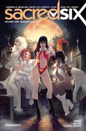 Sacred Six Vol. 1: Numerology TP