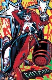 Batman Adventures #12 NM Jonboy Meyers HARLEY QUINN Foil Variant MARGOT ROBBIE