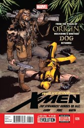 Wolverine and the X-Men #26
