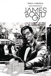 James Bond: Black Box #2 Cover E 1:20 B&w Inc