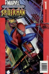 Ultimate Spider-Man #1 Wal-Mart Special Edition