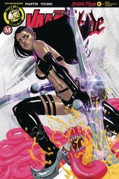 Vampblade: Season 4 #6 Cover C Mastajwood