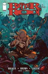 Bitter Root #3 Original Cover