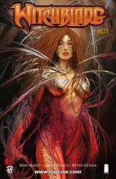 Witchblade #171 Cover B Sejic