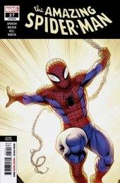 The Amazing Spider-Man #27 2nd Printing